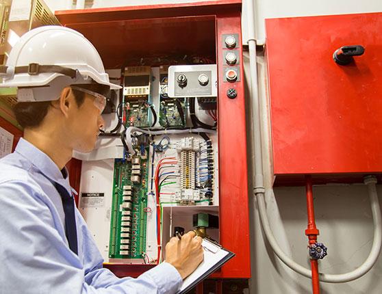 Seguridad Fisica - Fire Protection - Servimat
